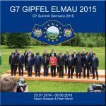 Bildband des G7 Gipfels