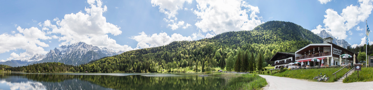 Lautersee Panorama