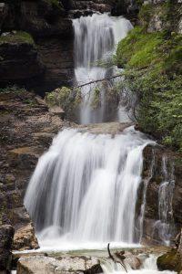 Kuhflucht Wasserfälle Farchant