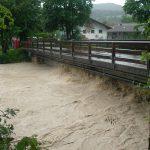 Isar Hochwasser 2005
