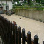 Hochwasser am Mühlbach 2005