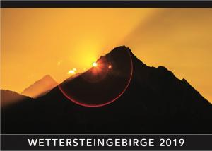 Kalender Wetterstein
