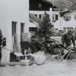 Isar Hochwasser 1999
