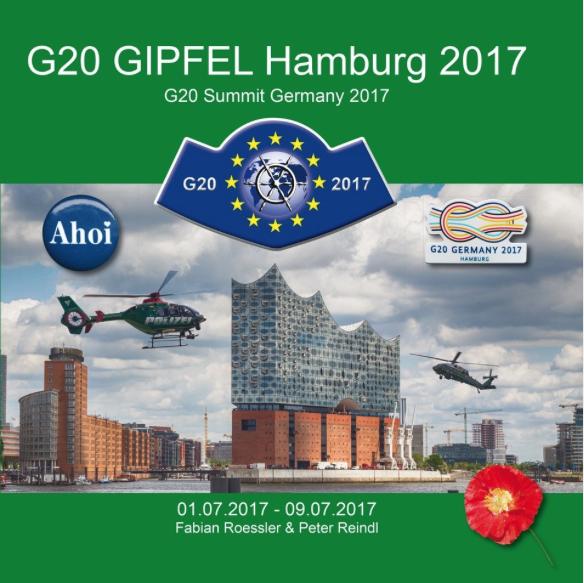 Bildband G20 Gipfel Hamburg 2017