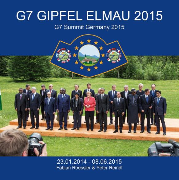 Bildband G7 Gipfel Elmau