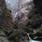 Versteckte Klamm im Karwendel