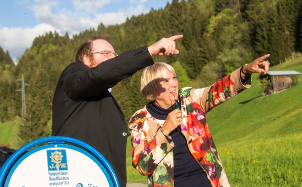 Claudia Roth MdB und Vizepräsidentin des Deutschen Bundestages