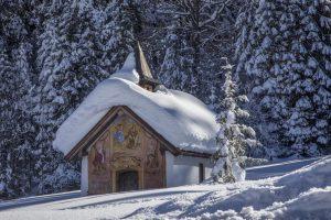 Kapelle in der Elmau
